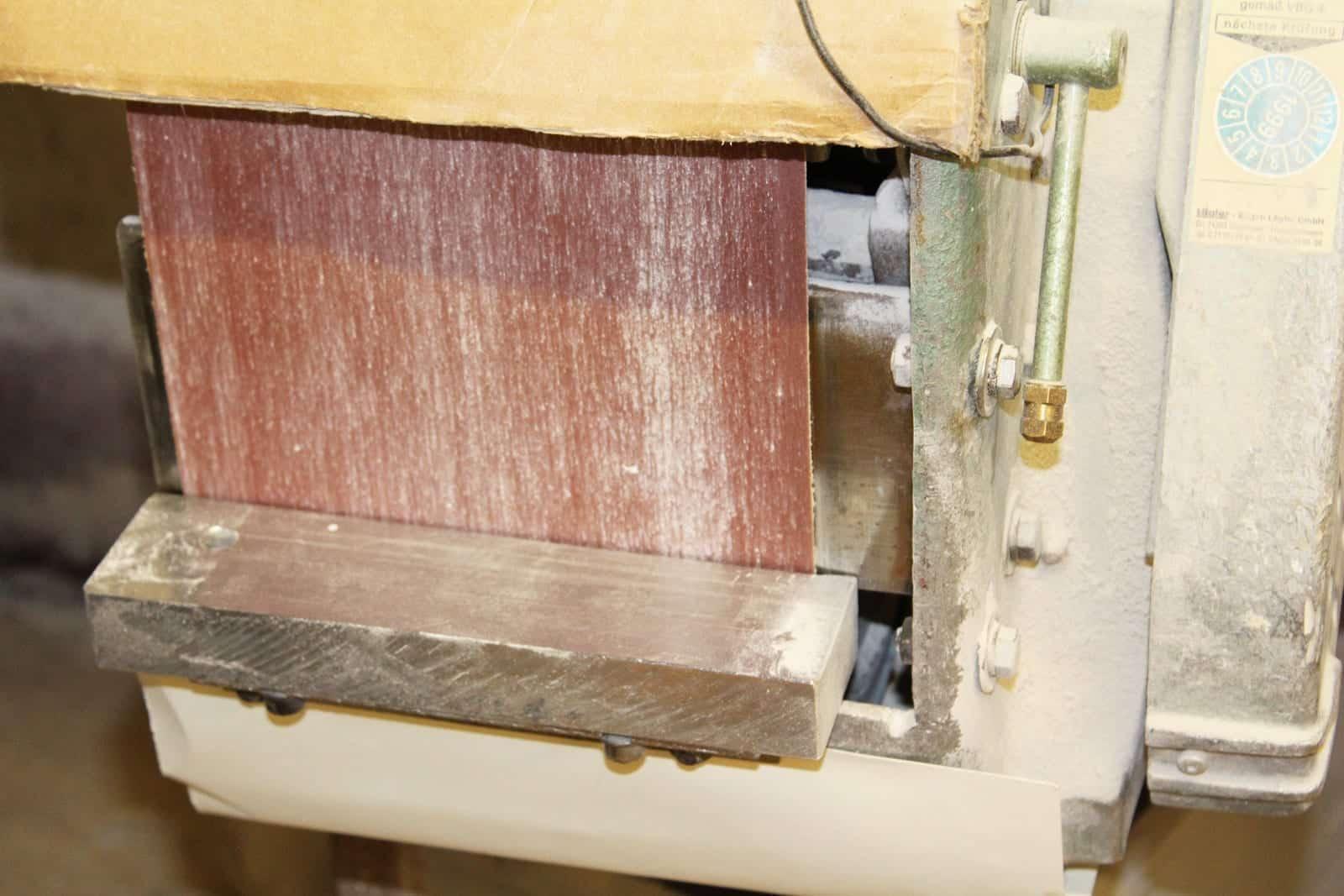 Thohr Schleifmaschine