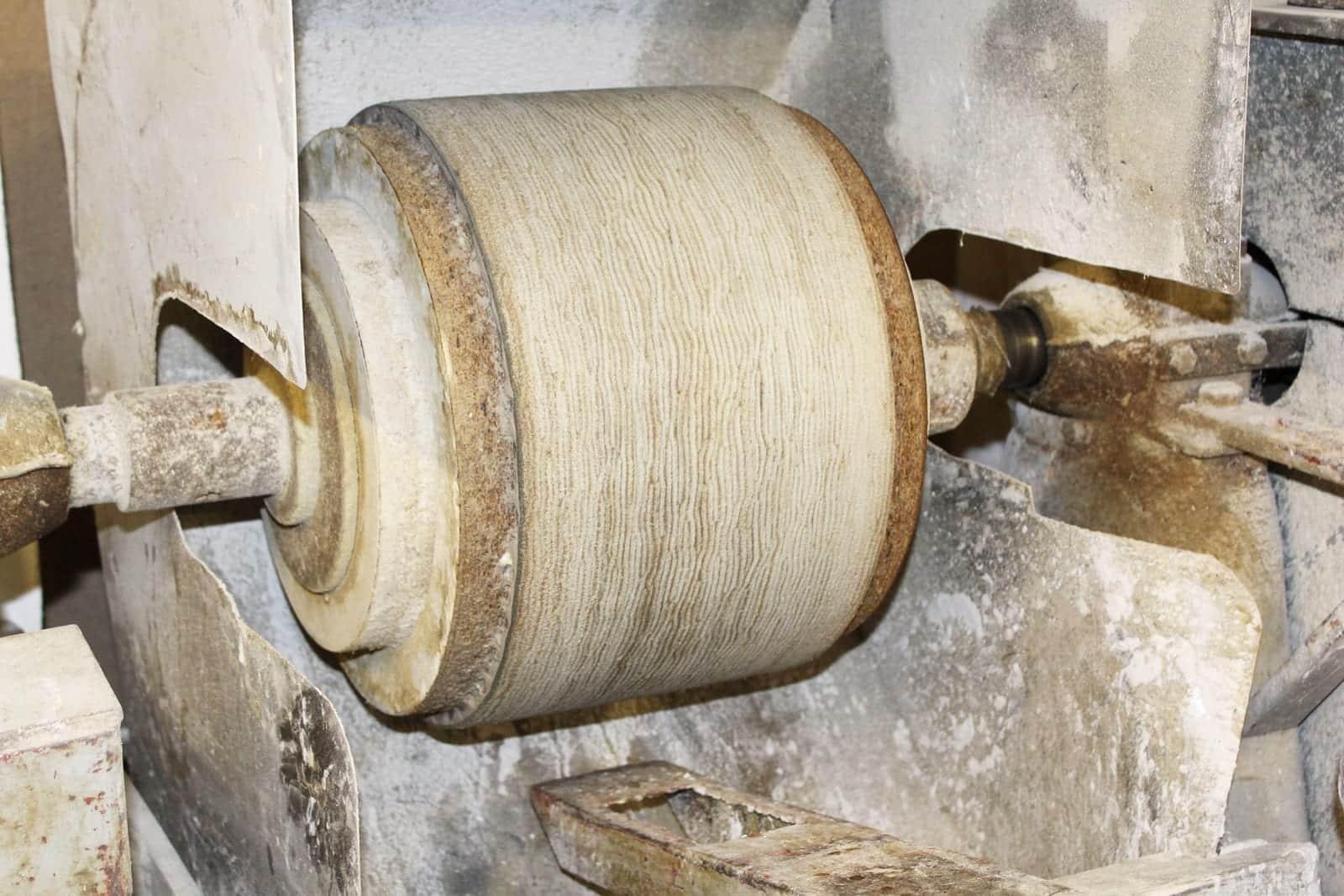 Thohr Kaliermaschine (schleifen)