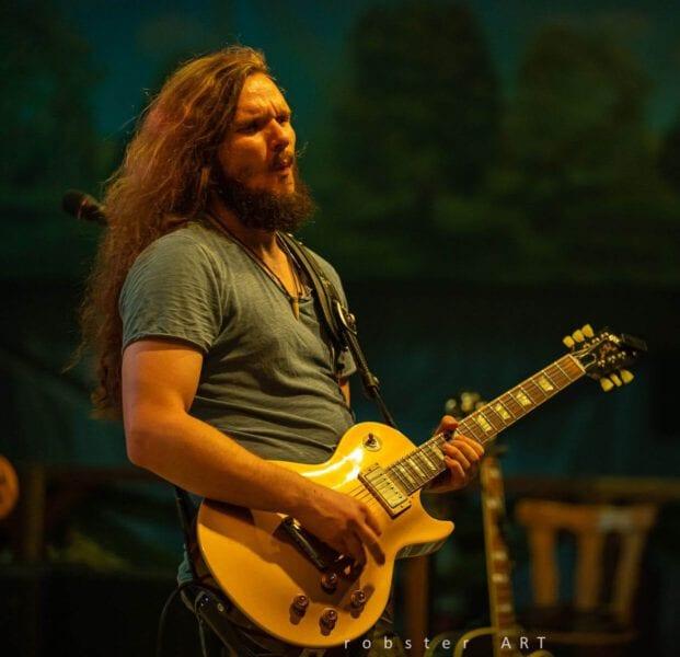 Max Kreppold Gitarrist Bandits